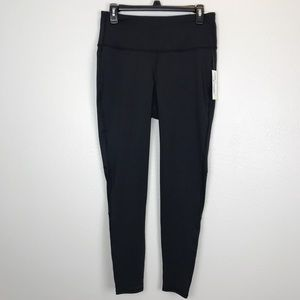 NWT Old Navy Active High Rise Go-Dry Black Legging